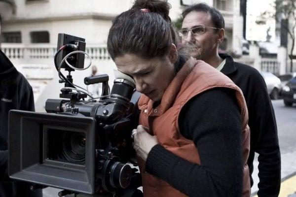 Foto da cineastra Anna Muyleart  - cinema feminino